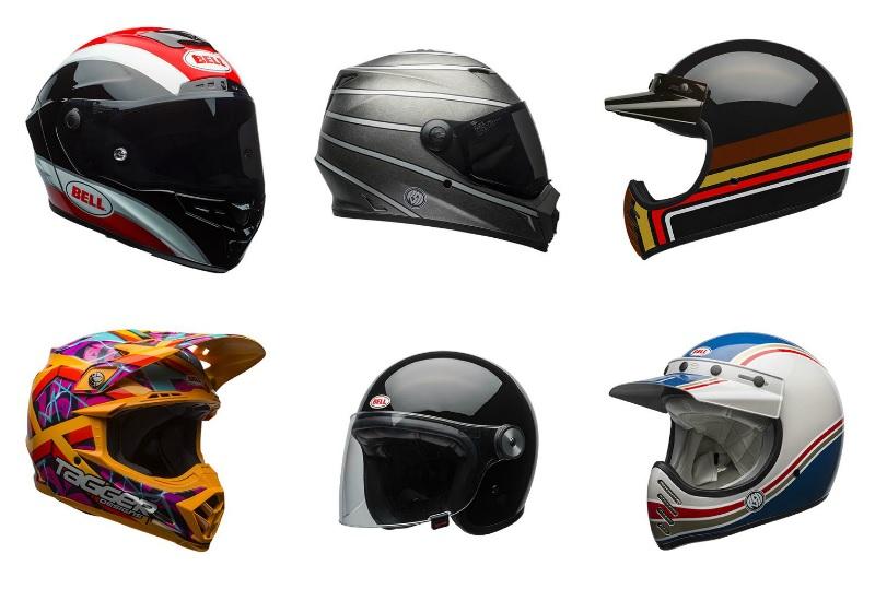 Bell Helmets 1