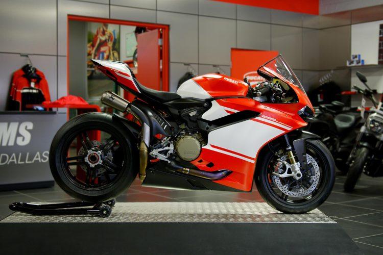 Ducati Superleggera 4