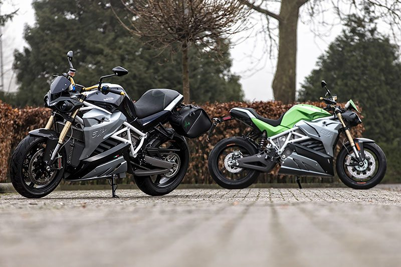 Energica Motorcycle 2