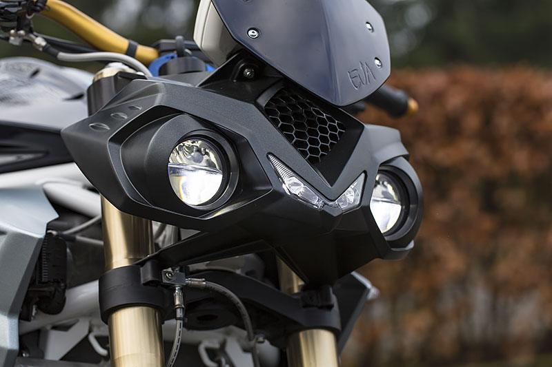 Energica Motorcycle 5