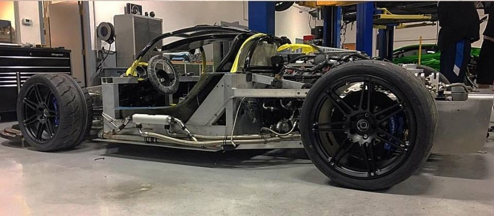 The Lamborghini Gallardo Go-Kart is a Madman's Wet Dream