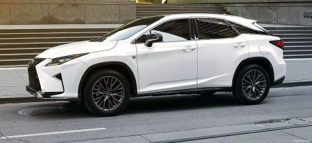 Lexus RS Most Reliable SUV