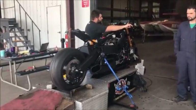 MTT 420RR Turbine Motorcycle - MTT Motorcycle 3