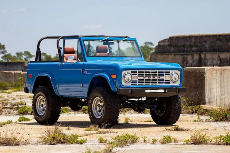 They Also Suggested Both Vehicles Will Get Front And Rear Solid Axles With Advantek Gear Technology Wrangler Has Them So Why Wouldn T Bronco
