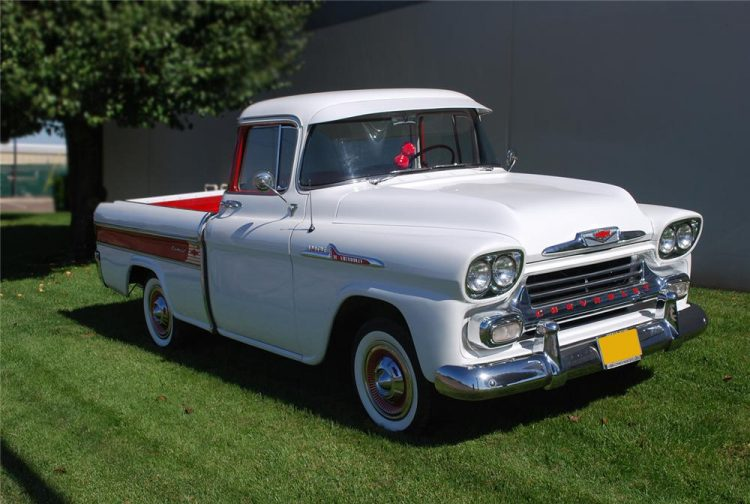 1955-1958 Chevrolet Cameo Carrier