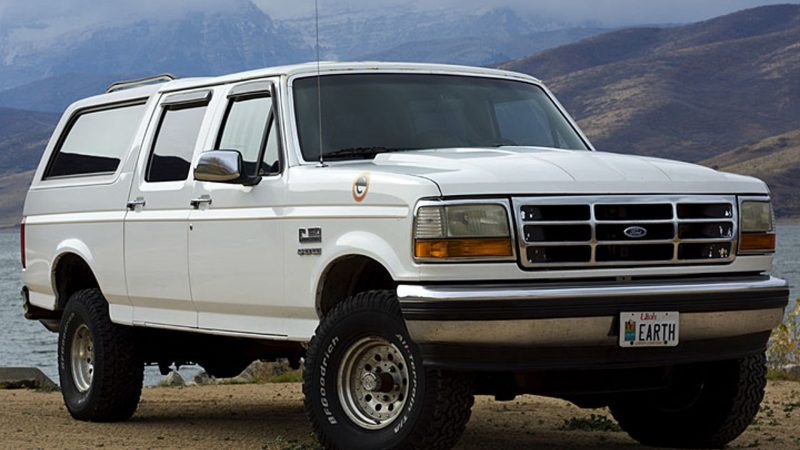 Forgotten Ford Cars - 1993-1996 Centurion Classic