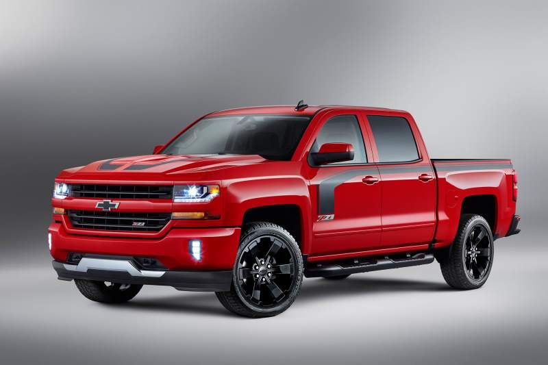 2017 chevy midnight edition for sale