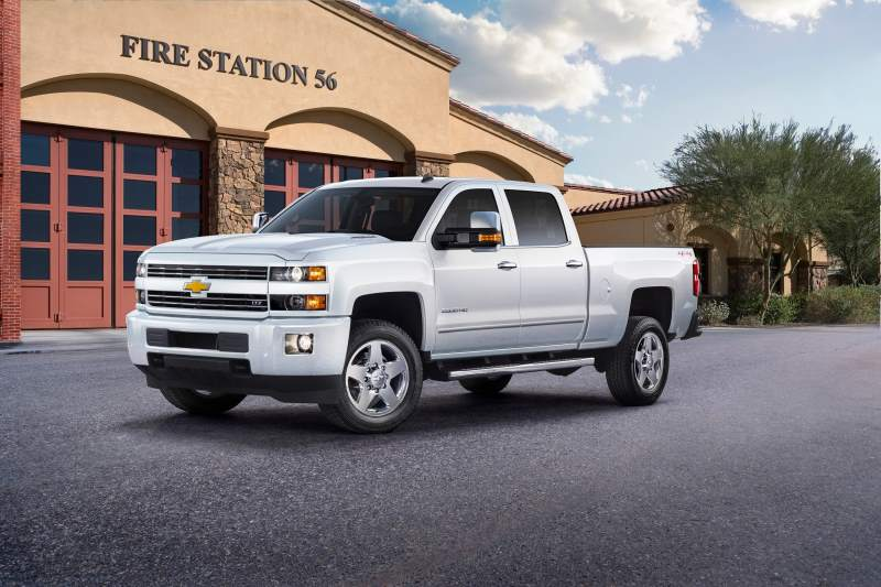 Chevrolet Silverado Custom Sport HD