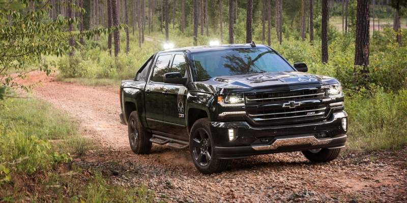 The Best Of Chevy Silverado Special Editions