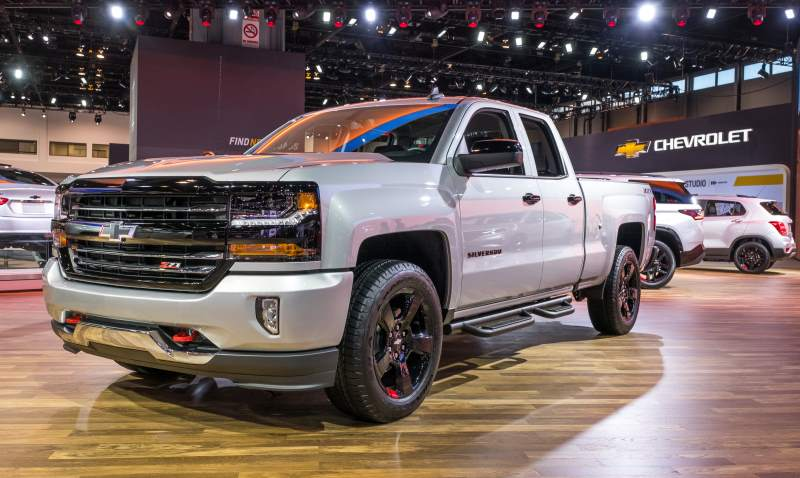 Chevy Silverado 2017 Special Edition >> Ranking The Best Silverado Special Edition Models Ever Made