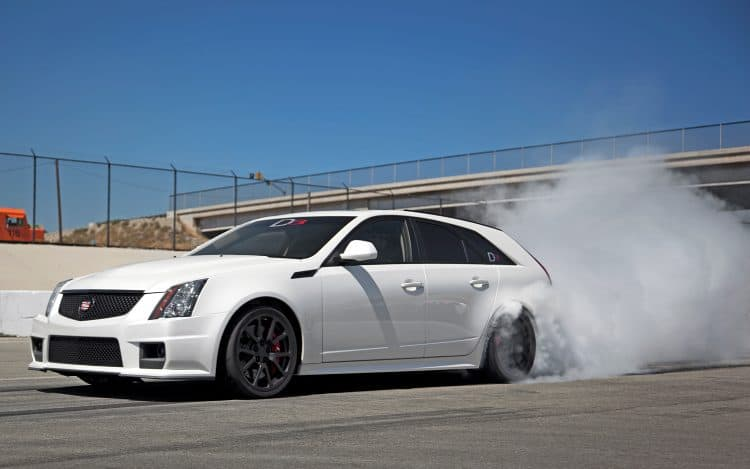 Overlooked Classic Cadillac Models - 2011-2013 CTS-V Wagon