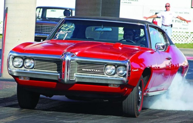 Obscure Pontiac Models - 1969 Custom S