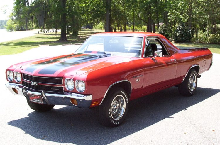 Most Popular Muscle Cars With Issues - 1970-1972 Chevrolet El Camino SS 454