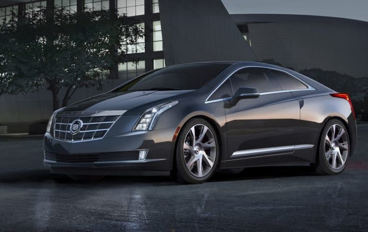Overlooked Classic Cadillac Models - 2014 and 2016 ELR