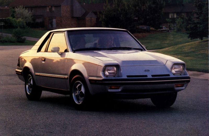 Forgotten Ford Cars - 1982-1988 EXP