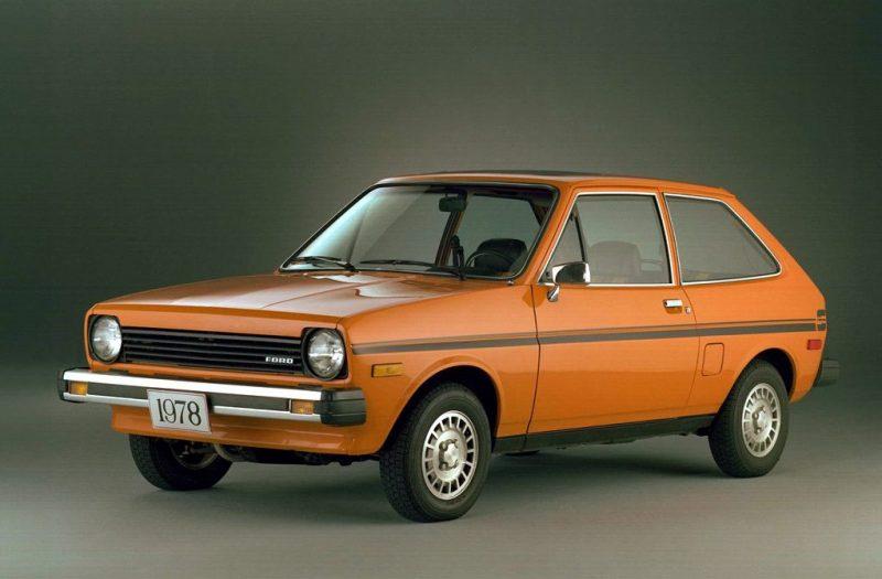 Forgotten Ford Cars - 1978-1981 Fiesta (U.S. Mk 1)