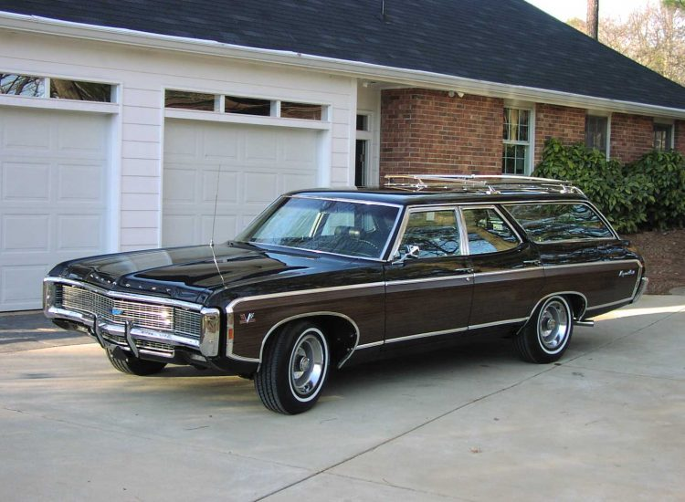 1969-1972 Chevrolet Kingswood