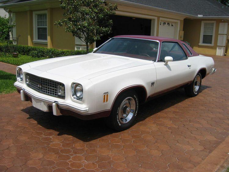 1973-1976 Chevrolet Chevelle Laguna