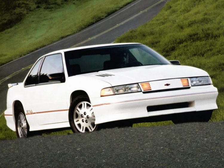 1991-1993 Chevrolet Lumina Z34 Coupe