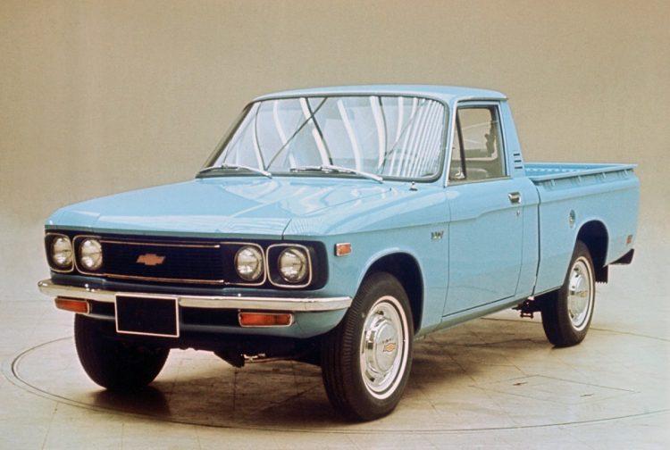 1972-1982 Chevrolet LUV