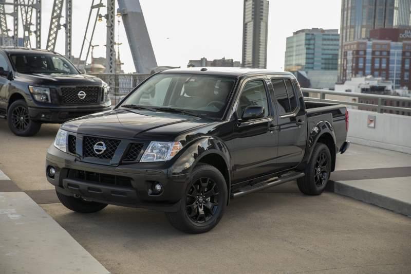 Nissan Titan Frontier Midnight Edition