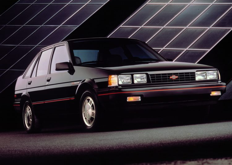 1988 Chevy Nova Twin Cam