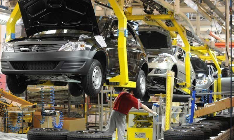 The Pakistani Auto Industry