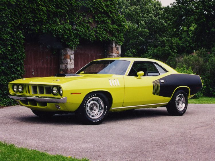 Most Popular Muscle Cars With Issues - 1970-1971 Plymouth Hemi 'Cuda