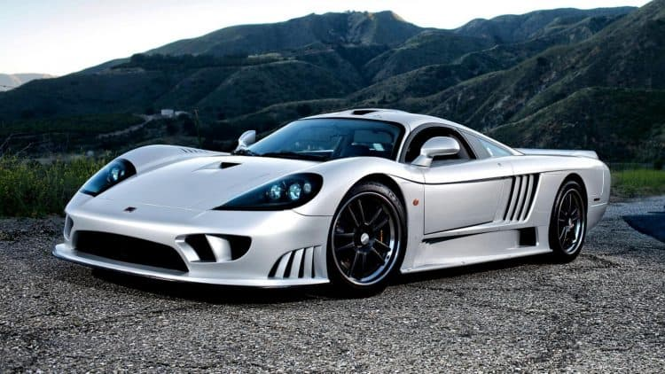 Most Powerful American Muscle Car - Saleen S7 Twin-Turbo
