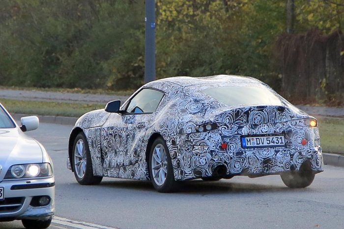 Upcoming 2018 Toyota Supra Engines And Transmission Have Just Been