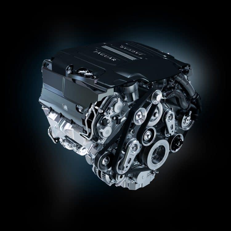Jaguar 5.0L SVR Supercharged V8