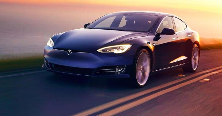 Most Powerful American Muscle Car - Tesla Model S P100D with Ludicrous Mode