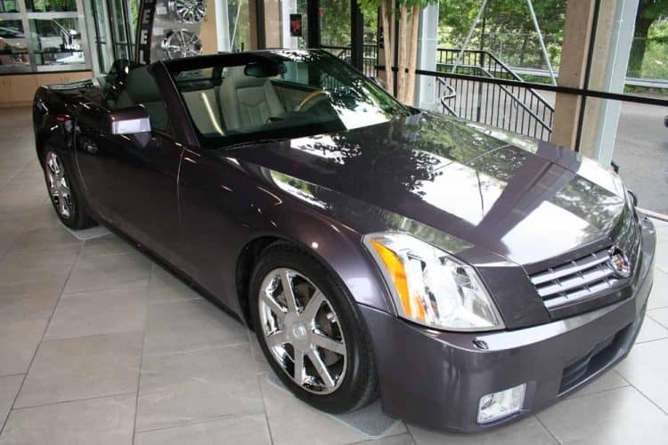 Overlooked Classic Cadillac Models - 2004 XLR Neiman Marcus Edition