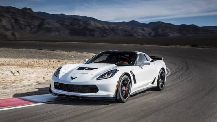 Most Powerful American Muscle Car - Chevrolet Corvette Z06