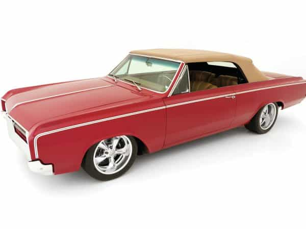 1963 Oldsmobile Cutlass F-85