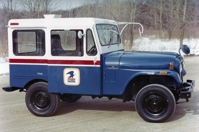 1979 Jeep DJ5G
