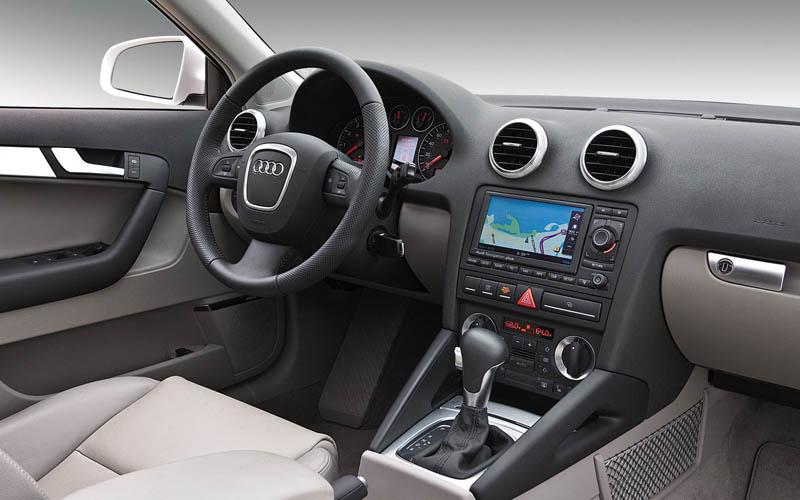 2007 Audi A3 Interior