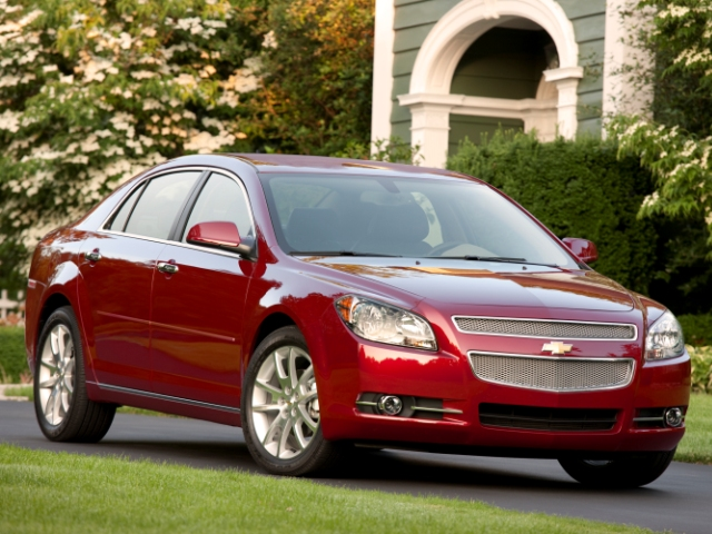 2012 Chevrolet Malibu is one of the best used cars under $10000 currently available