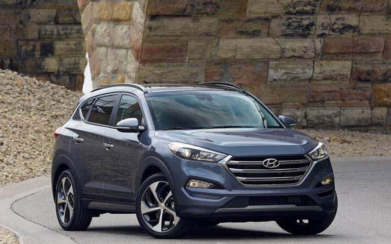 The Hyundai Tucson is one of the best cars for women, statistically.