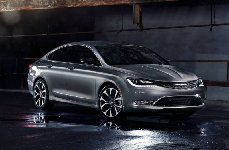 The Chrysler 200 will be discontinued after 2018.