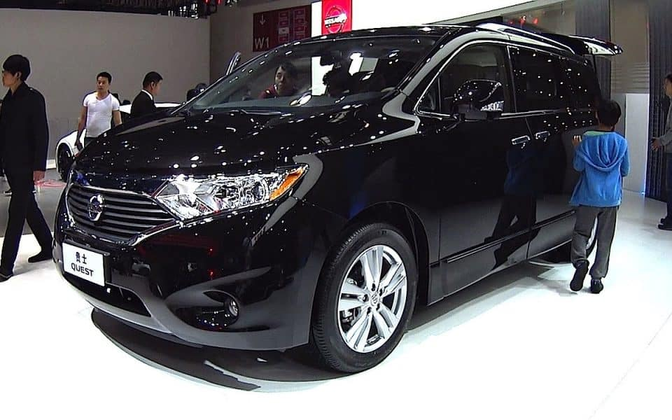 One car that will be discontinued after 2018 is the Nissan Quest