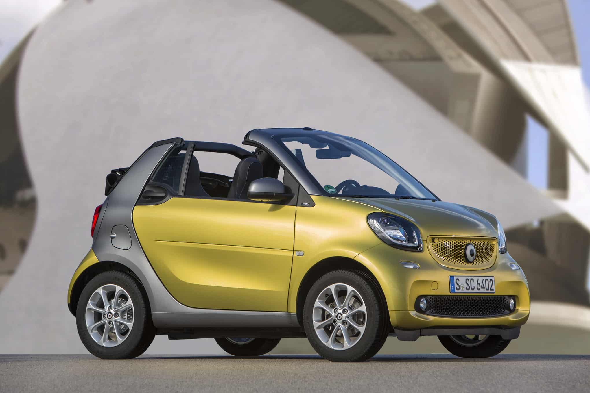 The Smart ForTwo is a car that will be discontinued after 2018.