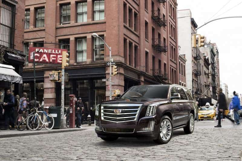 2020 Cadillac Escalade Delayed Six Months For An Awesome Reason