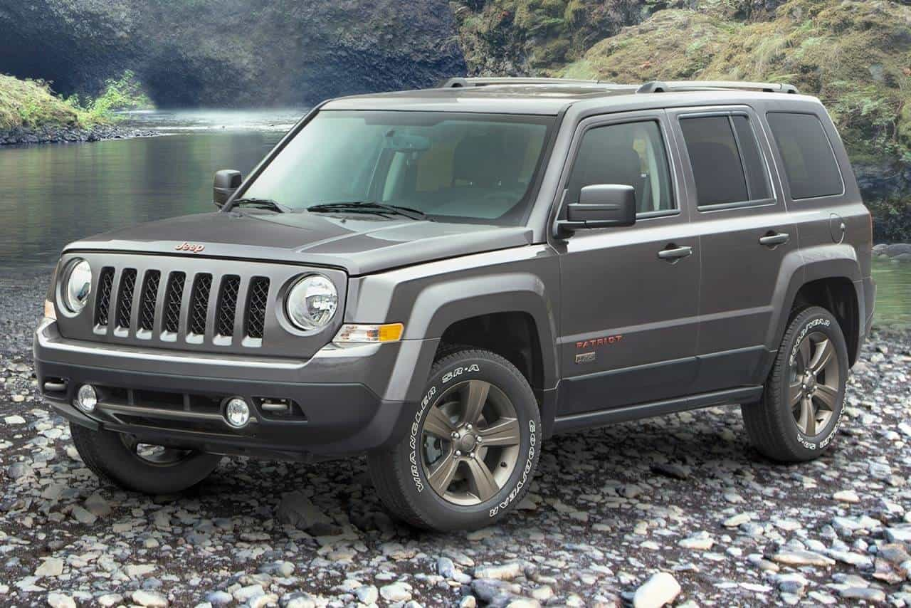 The 2017 Jeep Patriot is a car that will be discontinued after 2018
