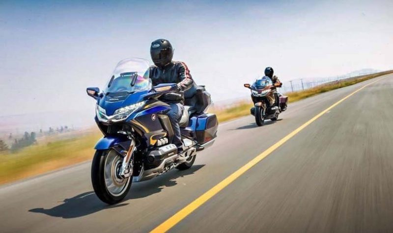2018 Honda Gold Wing Leaked Images 4