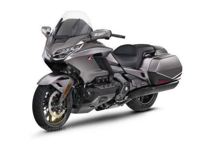 2018 Honda Gold Wing Leaked Images 7