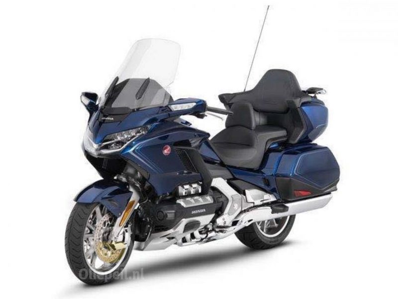 2018 Honda Gold Wing Leaked Images 8