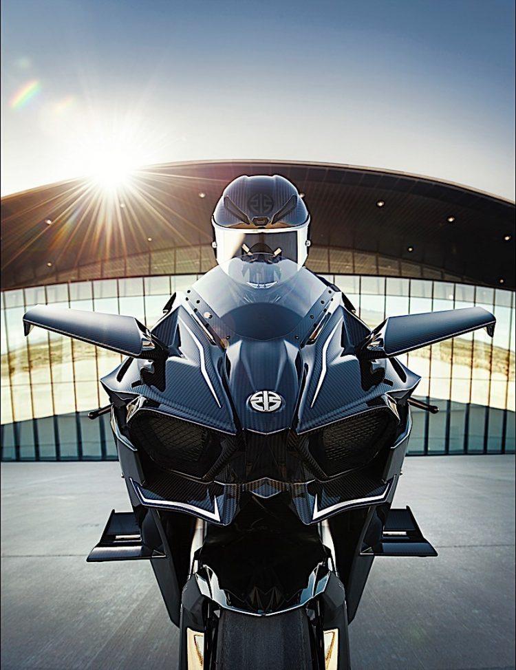 2018 Kawasaki Ninja H2 Carbon