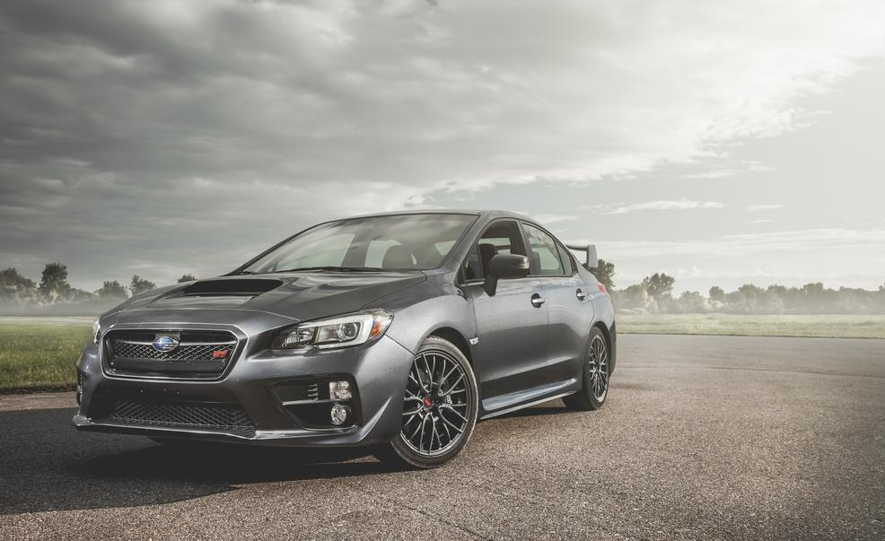The Subaru WRX STI rounds out our list of the best hot hatches.