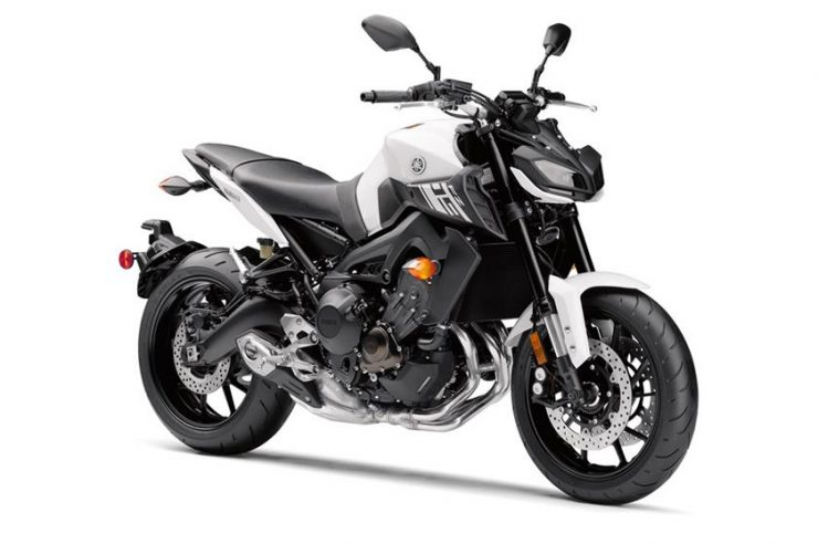 Incoming a top spec 2018 yamaha fz 09 sp edition is on for Yamaha fz 09 horsepower